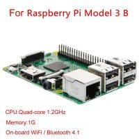 Raspberry Pi Model 3 B Motherboard  –  ENGLISH VERSION à 36.50€