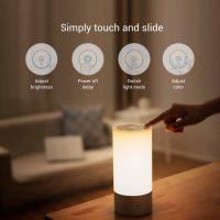 Xiaomi Yeelight Bedside Lamp à 47.46€ au lieu de 57.82€