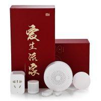 Vente flash-Xiaomi mijia 6 in 1 Smart Home Security Kit – WHITE à 65,72€