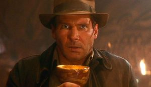 Graal Indiana Jones