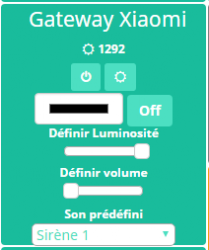 Mi Smart Gateway