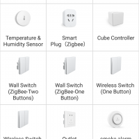 Xiaomi Smart Home : 2 nouveaux capteurs ?